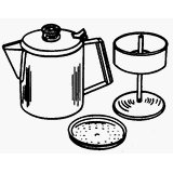 Rapid Brew Percolator – 6-cup