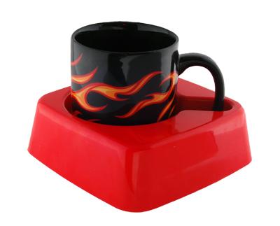 Adkaf Desktop Coffee Mug Holder