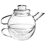 Bormioli Rocco H Drink Pleasure Individual Tea Set
