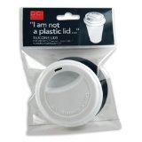 DCI I Am Not a Plastic Lid