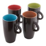 Mario Batali Ceramic Coffee Cups