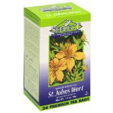 Seelect Tea St. John's Wort, 24-Count Tea Bags
