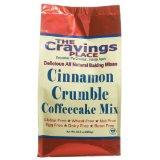 The Cravings Place Cinnamon Crumble Coffeecake Mix