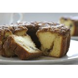 Traditional Cinnamon Walnut Coffee Cake