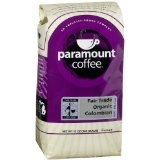 Paramount Colombian Coffee
