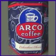 Arco Coffee, Colombian, 12 oz bag, ground