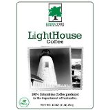 Coastal Maine Lighthouse Blend Coffee, Whole Bean