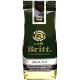 Cafe Britt Costa Rica Dark Roast Ground Gourmet Coffee