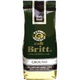 Cafe Britt Costa Rica Dark Roast Ground Gourmet Coffee