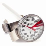 CDN IRB220-F-6.5 ProAccurate Insta-Read NSF Beverage & Frothing Thermometer
