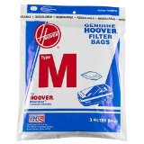 Hoover Vacuum Cleaner Bags, Type M