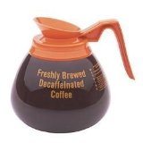 Bloomfield Coffee Decanter Decaf