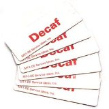 Decaf Magnetic Tags