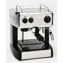 Dualit Single Espresso Machine - 84024 - Chrome/Black