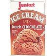 Junket Ice Cream Mix