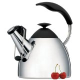 Creative Home Autopour 2-1/2-Quart Teakettle, Stainless Steel