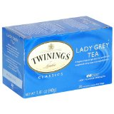 Lady Grey Tea - Tea Bags