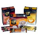 Trung Nguyen, G7 Instant Cappuccino Coffee (Hazelnut) 20-sticks box
