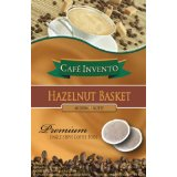 Cafe Invento, Premium XL Pods - Hazelnut Basket