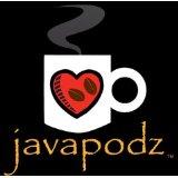 20 Hazelnut Flavored Java Podz Individually-Wrapped Gourmet Coffee Pods