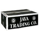 Java Trading Company Ground Coffee, Hazelnut Creme