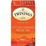 Twinings Ceylon Orange Pekoe Tea Bags
