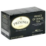 Twinings Prince of Wales Tea Bags