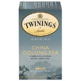 Twinings China Oolong TeaBags