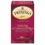 Twinings English Afternoon Tea Bags