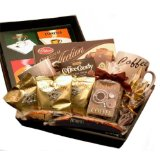 Java Tray Gourmet Coffee Gift Set