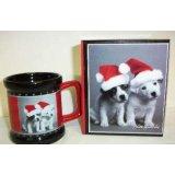 Keith Kimberlin Jack Russells Christmas Mug