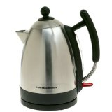 Hamilton Beach 40886 Stainless Steel Electric Cordless Kettle