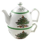 Spode Christmas Cheer Tea-For-One