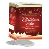 Harrisons & Crosfield Christmas Tea 40's Tea Bags