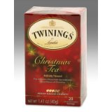Twinings Christmas Tea 20 Tea Bags