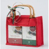 Davidson's Tea Holiday Teas Tote Bag