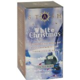 Stash Tea Holiday Teas - White Christmas White Tea