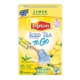 Lipton Iced Tea To Go, Lemon