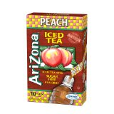 AriZona Peach Iced Tea Iced Tea Stix Sugar Free