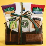 Starbucks Best Selling Gift Basket