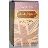 Earl Grey Loose Leaf 4 Oz Box