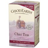Good Earth Chai Tea, Tea Bags