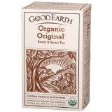 Good Earth Organic Original Sweet And Spicy Tea, Black Tea And Herbal Blend