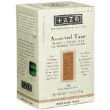 TAZO Assorted Black Teas, Green Teas & Herbal Infusions
