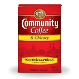 Community Coffee New Orleans Blend Ground Coffee With Chicory