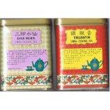 Wuyi Shui Hsien Narcissus WuLong + China Tie Kuan Yin Oolong Tea