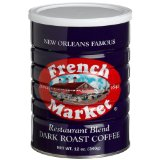 French Market Restaurant Blend Dark Roast