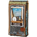 Larrys Beans Fair Trade Organic Coffee, Larrys House Blend