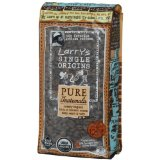 Larrys Beans Fair Trade Organic Coffee, Pure Guatemala