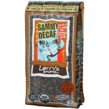 Larrys Beans Fair Trade Organic Coffee, Sammy Decaf Jr